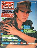 Magazine CIAO 2001 - N.23 '85 - DURAN DURAN + POSTER EURYTHMICS italy