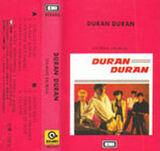 73 duran duran 1981 album cassette EMI-ROCK · TAIWAN · RE2010 discography discogs wikipedia