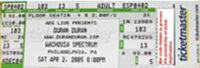 Spectrum, Wachovia, Philadelphia, PA, USA wikipedia duran duran 11