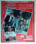Record mirror 14 march 1981 duran duran