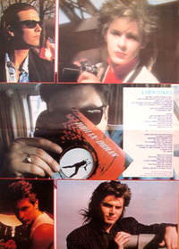 Duran duran a view to a kill magazine 1