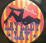 Lay lady lay picture disc bootleg duran duran israel flag wikipedia discogs collection