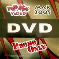 Promo only pop mix video dvd march 2005 duran duran