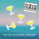 The Theater, MGM National Harbor, Oxon Hill, United States wikipedia duran duran band