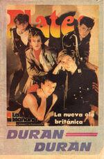 Plates latins american music magazine wikipedia duran duran