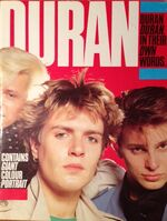 Duran duran in their own words