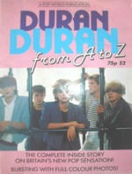 Duran duran from a to z magazine