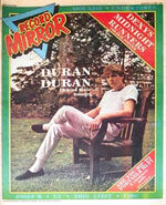 Record mirror 15 august 1981 duran duran