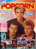 Popcorn (Germany) April 1987