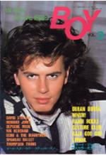DURAN DURAN Boy (Vol.3 5 85) JAPAN Magazine discogs