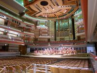 Symphony Hall, Birmingham wikipedia duran duran 1