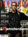 Yasmin le bon l'officiel magazine april 1984