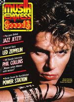 Musik Express Sounds magazine wikipedia 5 1985 duran duran john taylor wikipedia
