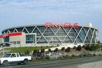 Oracle arena Oakland Coliseum WIKIPEDIA DURAN DURAN OAKLANDS