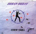 186 a view to a kill james bond usa B-5475 duran duran song discography discogs wikia music