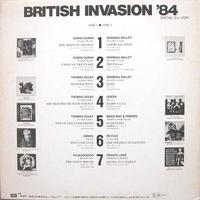British invasion '84 duran duran duran duran