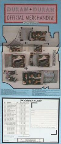 Duran-duran-official-merchandise-1985-flyer