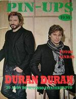 Pin-ups magazine duran duran south america wikipedia