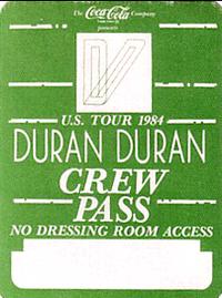 Duran duran usa tour