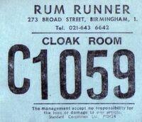 Rum runner duran duran birmingham