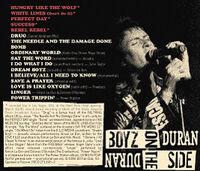 Boyz On The Side duran duran wikipedia 1