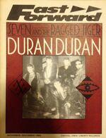 1. Fast Forward Capital Records nov - dec 1983. This is an internal magazine to capital Emi records. duran duran wikipedia