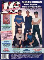 16 (USA) April 1984