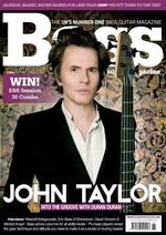Bass Guitar MAGAZINE DECEMBER 2012 NO.85 JOHN TAYLOR WIKIPEDIA DURAN DURAN