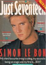 Just Seventeen (UK) 1987-05-13