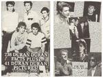 Duran Duran - RARE BOP MAGAZINE BOOK 1984 LAUFER PUBLICATION wikipedia