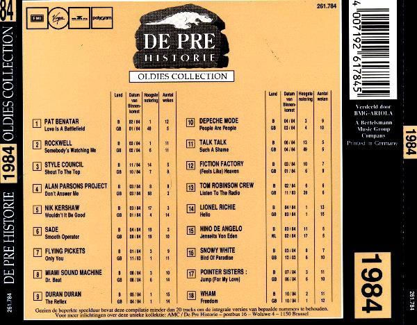 Various - De Pre Historie 1965