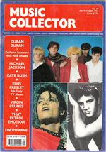 Music collector magazine dated september 1990 19 duran duran
