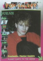 Pop gallery magazine poster duran duran john taylor duranduran wikia com discogs wikipedia