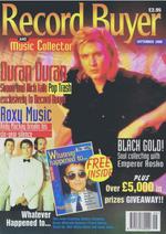 Magazine record buyer duran duran