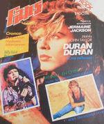 Fans magazine wikipedia duran duran discography