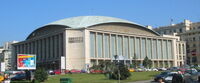 Sala Palatului (The Palace Hall) in Bucharest, Romania wikipedia duran duran
