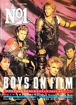 No.1 magazine duran duran 16 november 1985