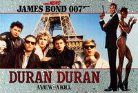 Poster duran duran 1985 2