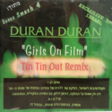 Girls on film isreal tin tin out remix single promo duran duran wikipedia