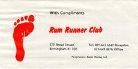 Rum runner wikipedia duran duran