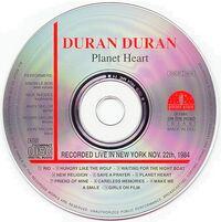 Planet heart golden stars bootleg wikipedia duran duran italy flag discogs