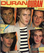 1984 Beekman House - Crown duran duran photo book 66 pages