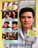 16 music magazine duran duran discogs duranduran.com music