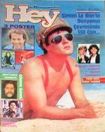 SIMON LE BON Cover DURAN DURAN-KATE BUSH-EUROVISION 1986-BILLY OCEAN turkey hey magazine wikipedia