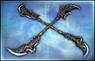 Cross Halberd - 3rd Weapon (DW8XL)