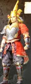 Flamboyant Helmet (Kessen III)