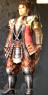Adjutant's Armor (Kessen III)