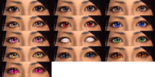 Eye Colors (DW7E)