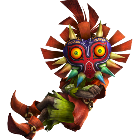 File:Skull Kid - HW.png