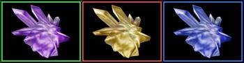 DW Strikeforce - Crystal Orb